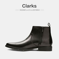 Clarks 其乐 Tilden 男士 切尔西短靴