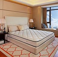 万豪五星酒店同款,Airland 雅兰 金梦豪 乳胶独立袋弹簧双人床垫 180*200*22cm