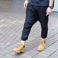 鹿晗貝克漢姆同款,Timberland 添柏嵐 男士低幫工裝靴