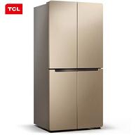 26日0点: TCL BCD-456KZ50 十字对开门冰箱 456升