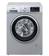 bldc无刷电机+变频+8公斤+1级能效!Siemens 西门子 xqg80-wm12P2688w 全自动洗衣机