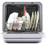除菌+烘干+双模式进水!Panasonic 松下 NP-TCX1SACN 台式洗碗机