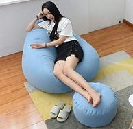 kavar 米良品 大号90x110cm 创意豆袋懒人沙发榻榻米