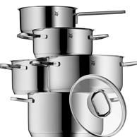 WMF 福腾宝 Astoria系列 不锈钢 锅具5件套0719886040