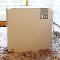 滤网寿命变3倍!豹米 空气净化器 霾霸版 BMI450A