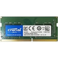 Crucial 英睿达 DDR4 2666 8G 笔记本内存条