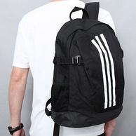 2件 adidas 阿迪达斯 中性款 双肩背包 BR5863