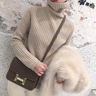 露蒂芳 女士针织羊毛衫 有两款多色可选