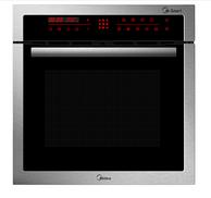 月付166元即可带回家!Midea 美的 绅士系列 ET1065SS-80SE 嵌入式电烤箱 65L
