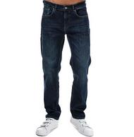 2件!Henri Lloyd亨利·洛伊德 Manston Regular Fit 男士牛仔裤