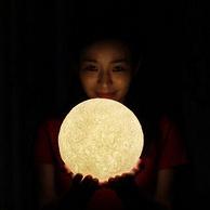 抖音爆款!Menelaus 月球灯 11cm