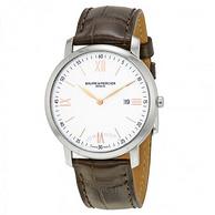 BAUME & MERCIER 名士 Classima MOA10181 男款时装腕表