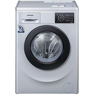 SIEMENS 西门子 WM10L2687W 7公斤 变频 滚筒洗衣机 1999元包邮