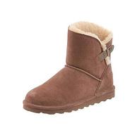 12日0點:Bearpaw Margaery系列 女士時尚雪地靴 陶瓷色