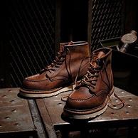 US9.5码,RED WING 红翼 Heritage Classic 1907 男士工装靴