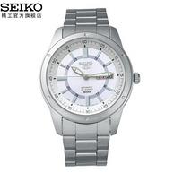 SEIKO 精工 5号系列 SNKN09J1 男士机械手表