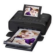 Canon佳能 SELPHY 紧凑相片打印机 CP1300 黑色
