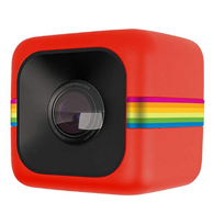 124度超广视角+全高清影像 Polaroid 宝丽来 Cube 影立方运动摄像机