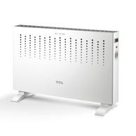 3秒速热+均匀升温:TCL 电热取暖器 TN-D20C