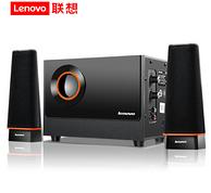 2.1声道+双USB节能供电:Lenovo 联想 C1530音箱音响