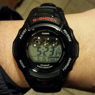 低过海淘!CASIO 卡西欧 G Shock系列 男女通用款手表 GWM530A-1
