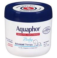 湿疹尿布疹都适用!美亚高分好评!Aquaphor 优色林 宝宝万用修复膏 396g