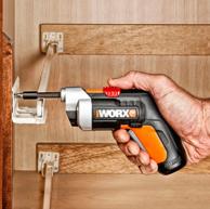 Worx 威克士 家用 充电式电动螺丝刀WX252.2