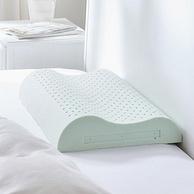乳胶含量93%!网易严选 泰国制造 负离子天然乳胶枕