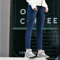 网易严选 女式都市弹力牛仔裤