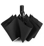 十骨+玻璃纤维+精钢!Naxillo 奈惜洛 超大全自动商务晴雨伞 多色可选