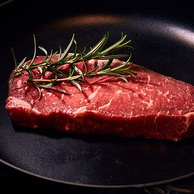 无合成拼接注脂!澳洲进口 10片1540g 谷言 整切牛排套餐