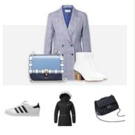 京东:部分男女鞋包服饰促销活动