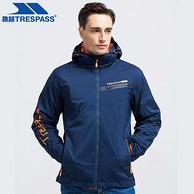 Trespass 趣越 情侣款三合一2件套可拆卸冲锋衣
