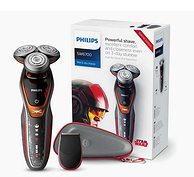 8向轮廓跟踪刀头:Philips 星球大战系列 充电式剃须刀SW6700