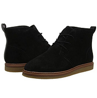 UK4.5码,Clarks其乐 Dove Roxana 女士系带短靴