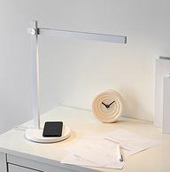 国A级照明!网易智造 90°旋转无线充电台灯