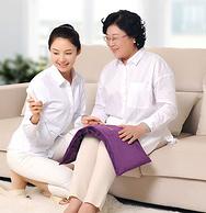 李湘代言,颈肩腿保暖,木顿 电热粗盐热敷包 1.DB09.M001