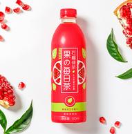 0糖0脂0卡路里:元気森林 500ml*15瓶清新石榴味绿茶饮料