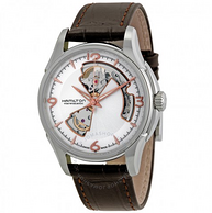 Hamilton汉米尔顿 H32565555 爵士自动机械腕表