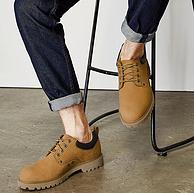 YANXUAN 网易严选 男士头层牛皮户外工装鞋