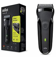 博朗 Braun 新3系 300s 男士充电电动剃须刀