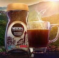 哥伦比亚进口 雀巢 无糖 速溶咖啡