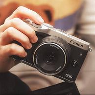 史低!Canon 佳能 EOS M6 EF-M 15-45mm f/3.5-6.3 无反相机套机