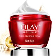 3件:Olay 玉兰油 新生塑颜金纯面霜50g