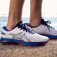 11日0点:Asics 亚瑟士 Gel-Kayano 25 男士 顶级稳定跑鞋