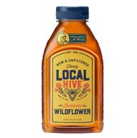 美国农业部认证:L.R.RICE A级100%纯蜂蜜453.5g