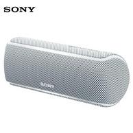 炫灯+防水+12小时续航:索尼 SRS-XB21 无线蓝牙防水音箱 翻新版 38美元约¥255(京东699元)