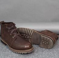 10日10點:CAT 卡特彼勒 P720565F3UDL33 男士馬丁靴