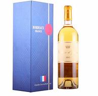 原瓶进口,法国苏玳产区唯一的超一级酒庄!750ml 伊甘古堡 贵腐甜白葡萄酒 2013