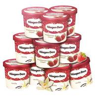 13日0点:哈根达斯 冰淇淋 87gl*10杯
